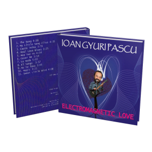 Electromagnetic Love - CD - Ioan Gyuri Pascu