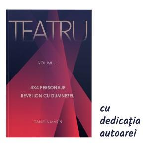 Cartea cu dedicaţie: Teatru, Volumul 1