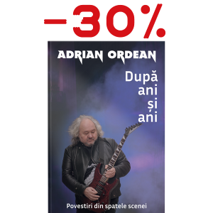 După ani şi ani-povestiri din spatele scenei: Adrian Ordean